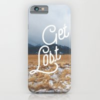 Get Lost iPhone 6 Slim Case