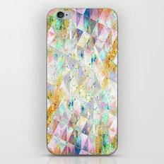 SIMPLY GEOMETRIC iPhone & iPod Skin