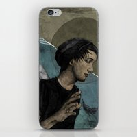Lost in the Ocean iPhone & iPod Skin