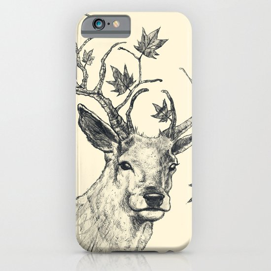 From Fall to Rise iPhone & iPod Case