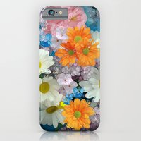 Say It With Flowers iPhone 6 Slim Case