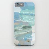 Shoreline Circles iPhone 6 Slim Case