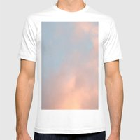 edinburgh sky 2 Mens Fitted Tee White SMALL
