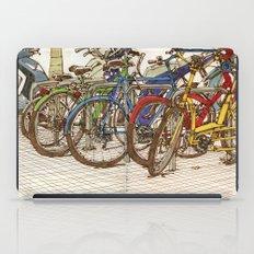 Bike Mess iPad Case