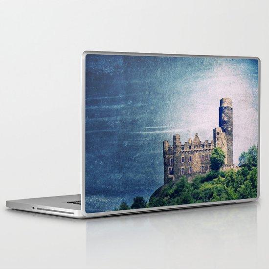 Burg Maus Laptop & iPad Skin