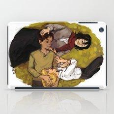 A Nap on Titan iPad Case