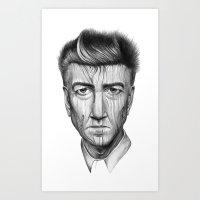 WOODLYNCH Art Print