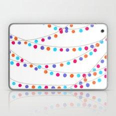 Circle Bunting Laptop & iPad Skin