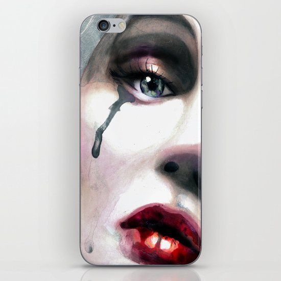 Taïa iPhone & iPod Skin