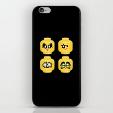 Block 'n' Roll iPhone & iPod Skin