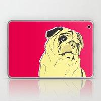 Shmoo the pug Laptop & iPad Skin