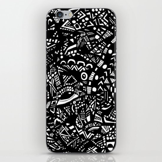 TaiLwinG iPhone & iPod Skin