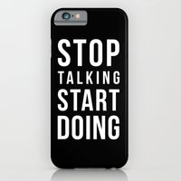 iPhone & iPod Case featuring Do It! by Megan Matsuoka