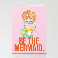 Pink Lemonade -- Be The … Stationery Cards