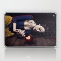 Poisoned apple Laptop & iPad Skin