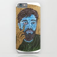 iPhone & iPod Case featuring Can't Sleep. Must Warn Others - Aesop Rock by Zach Hoskin