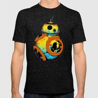 Pop BB-8 Mens Fitted Tee Tri-Black SMALL