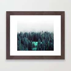 Blind Explorer Framed Art Print