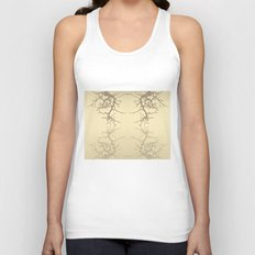 branches#06 Unisex Tank Top