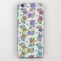 Mermaid Streams iPhone & iPod Skin