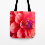 A Touch Of Purple Tote Bag