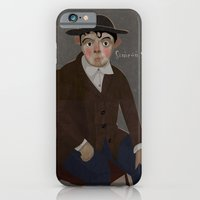 iPhone & iPod Case featuring Portrait by Beati