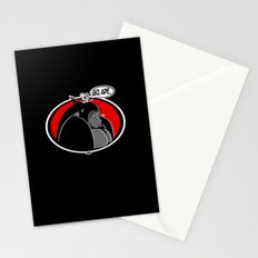 GO, APE Stationery Cards