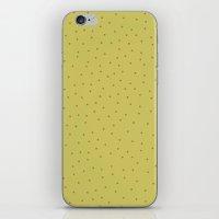 Pistachio  iPhone & iPod Skin