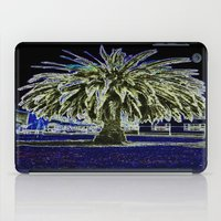 Magic Night With Palm Tr… iPad Case