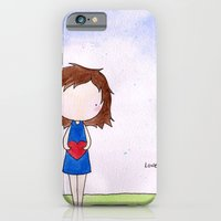 iPhone & iPod Case featuring Love by Amy K. Nichols