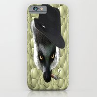 iPhone & iPod Case featuring Meeri by monjii art