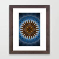 Child's View Framed Art Print
