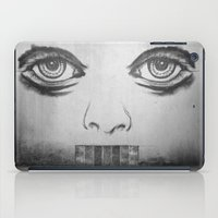 If this wall could talk iPad Case