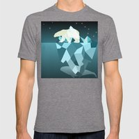 Ursa Major Mens Fitted Tee Tri-Grey SMALL
