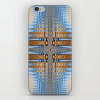 Abstract stained glass  iPhone & iPod Skin