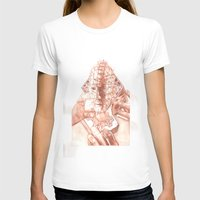 Pinhead Womens Fitted Tee White SMALL