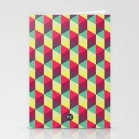 SEETHREEDEE Stationery Cards