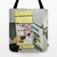Frigidaire Bathers Tote Bag