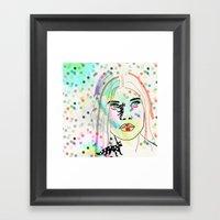 Sherona Dandy Framed Art Print