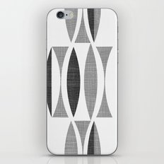 Seventies Black And Whit… iPhone & iPod Skin