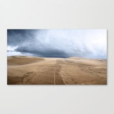 Another kind of sea Canvas Print