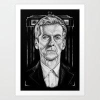 The 12th (Dark Variant) Art Print