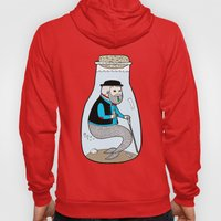 A Merman In Captivity Passing Gas In A Bottle  Hoody
