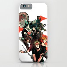 The Mortal Instruments Slim Case iPhone 6s