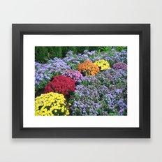 NJ Gardens Framed Art Print