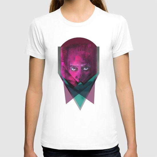 THREE-ANGLE T-shirt