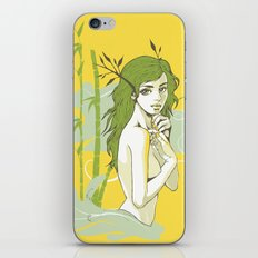 The Strong and The Beautiful iPhone & iPod Skin