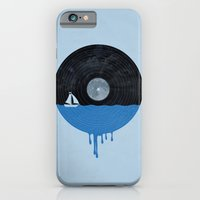 iPhone & iPod Case featuring Songs for the Sea by Leo Canham