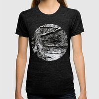 Emotions Womens Fitted Tee Tri-Black SMALL