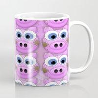 Dirty Little Piggies Mug